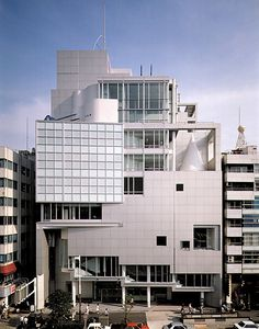 Selected Works: Fumihiko Maki | The Pritzker Architecture Prize