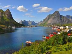 Zájezd Norsko a Švédsko (severní Skandinávie)