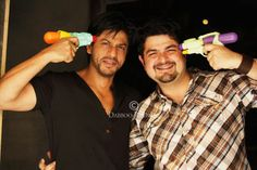 SRK & Dabboo