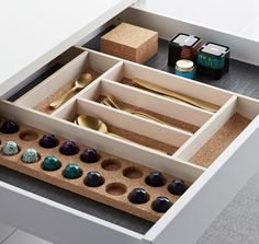 Smart solutions for the kitchen, from Ballingslöv Tray, Nespresso, Kitchen, Cooking, Kitchens, Trays, Cuisine, Cucina, Board