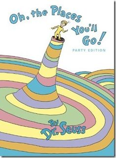 What a great idea! Have your child's teachers from K-12 secretly sign this book at the end of each school year, and then give it as a present at your child's graduation party.