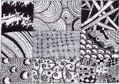 zendoodle patterns - Google Search