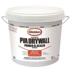 Glidden Professional 2-gal. Latex White Drywall Interior Primer-GL1050-1200 02 at The Home Depot