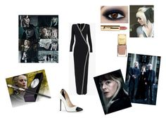 """Narcissa Malfoy"" by maarblack ❤ liked on Polyvore"