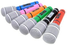 The the party begin: Onlinehandel Air Microphone #gifts #music #thomann