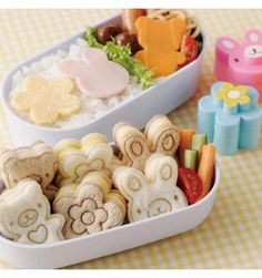 & Cake Decorating Mini Sandwich Cutters Shapes For Kids Plastic Bento Sandwich Cutters Mold Pop & Garden