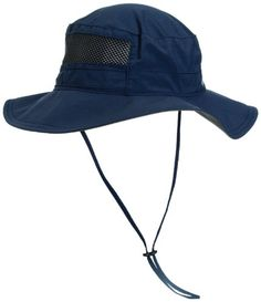 b632012d Columbia Men's Bora Bora Booney II Sun Hat, Collegiate Na... Uvb Rays