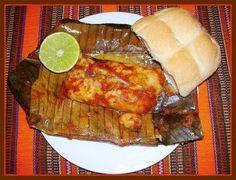 Yummy Guatemalan Tamales