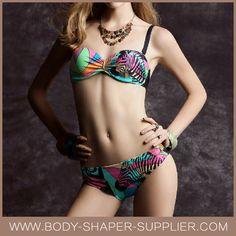 Joybestsy cebra aros Bikini Brasileño - Fabricante de Shaper cuerpo, Faja de cintura entrenamiento, ropa interior para hombres, trajes de baño fábrica de china