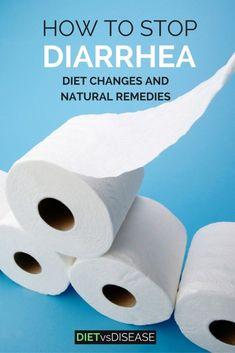 how to help diarrhea fast