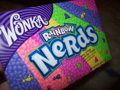 Rainbow Nerds Candy | Nerds Candy Rainbow & Oversized Nerds Candy Box - Food | Pinterest - Dozen Snoep dozen ... Aboutintivar.Com