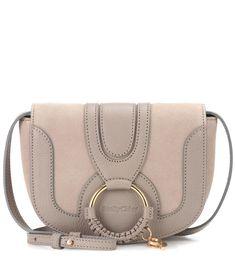 b343ed56826d2 Women s Gray Hana Mini Leather Shoulder Bag