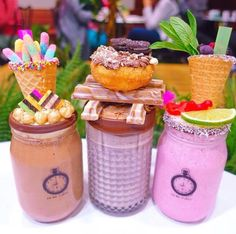 Continuing on with Sydney's milkshake craze