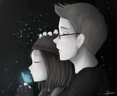 deviantart -UNTIL DAWN- ashley x chris