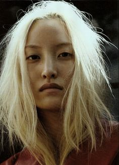 """Daul Kim in """"Dirty Diana"""", photographed by Will Davidson for i-D Fall/Winter 2009."""