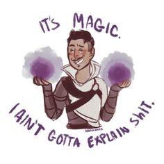 Dragon Age: Inquisition - Dorian's Magic
