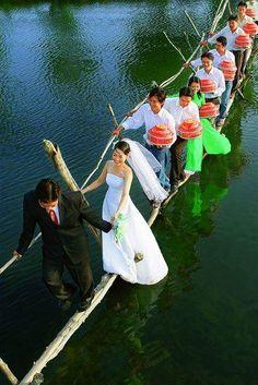 Wedding in Mekong delta. http://viaggi.asiatica.com/