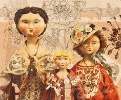 Lora Soling: Dolls and Folk Art ::