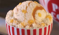 Baskin-Robbins Debuts Caramel Popcorn Ice Cream