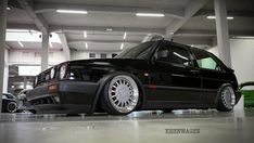 Porsche, Audi, Golf Mk2, Mk1, Volkswagen Golf, Cars And Motorcycles, Slammed, German, Fresh