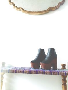 Leysa with the #ShoeCult Power Trip Platform    Get the heels: http://www.nastygal.com/product/shoe-cult-power-trip-platform-bootie?utm_source=pinterest&utm_medium=smm&utm_term=ngdib&utm_content=the_cult&utm_campaign=pinterest_nastygal