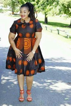 Your designser ought to adorn you with flattering Ankara styles for you. Here are some of the flattering Ankara styles for plus-sized beauties; African Inspired Fashion, Latest African Fashion Dresses, African Print Dresses, African Print Fashion, Africa Fashion, African Dress, Gq Fashion, African Prints, Fashion Styles