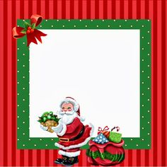 Christmas Labels, Free Christmas Printables, Christmas Clipart, Christmas Wishes, All Things Christmas, Christmas Time, Christmas Cards, Christmas Decorations, Christmas Border