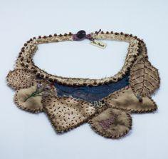 By Serpil Kapar... Talisman, shaman, Necklace, Jewelry, Handywork, Mental, Mystic,