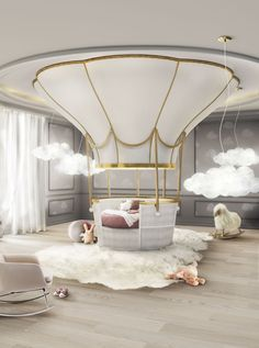 Fabulous and outrageous all ataonce. This Children's Bed Costs Just as Much as College Tuition
