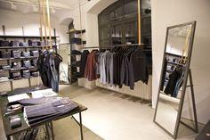Nudie Jeans Repair Shop, Berlin – Germany
