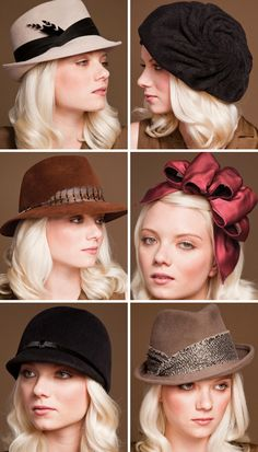 stylish hats for everyone