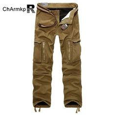 Men Tactical Military Multi-Pockets Fleece Hooded Outdoor Jacket for Winter - NewChic Mobile.