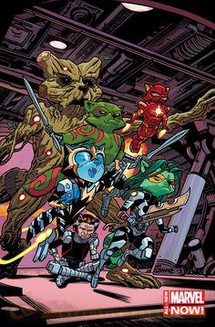 Marvel Animal Variant Covers.