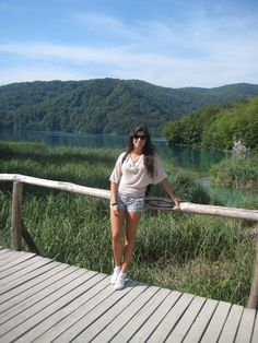 """""""During these days I have also discovered how friendly and hospitable Croatian people can be, always smiling and trying to make you feel at home."""" - Ana, Spain."""