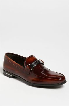 Prada Bit Loafer available at #Nordstrom