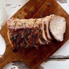 Receita de Lombo de porco com vinho branco #lombo #lombodeporco #porco #lombocomvinho #lombodelicioso