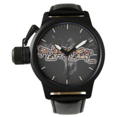 """PERFECT"" HIP HOP WRISTWATCH"