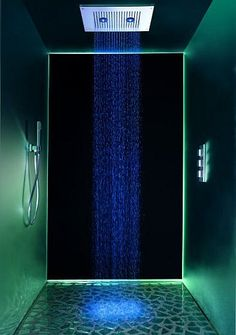 hi tech shower - Bing Images I wish I had the kind of money to buy that. AWESOME SHOWER!!!