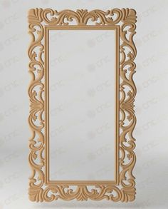 Mdf Ayna Çerçevesi....Mdf Mirror Frame...www.cncahsap.net Mirror Photo Frames, Cool Mirrors, Room Partition Wall, Islamic Motifs, Cnc Woodworking, Wood Carving Patterns, Ornaments Design, Corner Designs, Mirrors