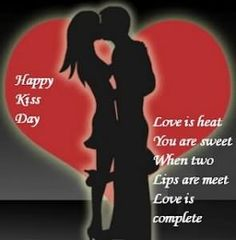 Happy Kiss Day 2017 Images, Wallpapers, Pictures and Quotes Happy Kiss Day Quotes, Happy Kiss Day Images, Kissing Quotes For Him, Love Kiss, Kiss You, Hd Quotes, Life Quotes, Be Yourself Quotes, Happy Valentines Day