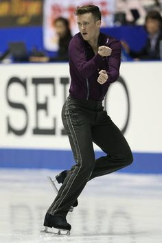 Jeremy Abbott   NHK杯・男子SP | フィギュアスケート | 実況 | スポーツナビ