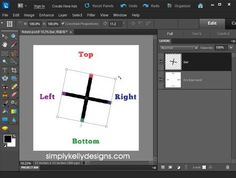 Rotation In Photoshop Elements 10