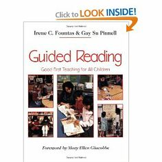 Guided Reading - Fountas and Pinnell