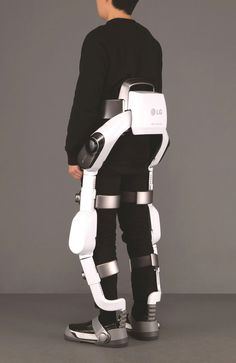 Lg Takes A Load Off With Ai Controlled Exoskeleton - At The Ifa In Berlin Next W. - Electronics gadgets,Electronics apple,Electronics for teens,Electronics organization,Electronics projects Medical Technology, Technology Gadgets, Science And Technology, Technology Innovations, Energy Technology, Technology Careers, Medical Coding, Technology Articles, Technology Design