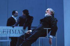 2014/15 Lehman Trilogy di Stefano Massini, regia di Luca Ronconi, foto Attilio Marasco