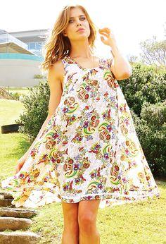 Freedom Dress SS15