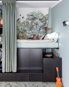 Kids' Canopy Beds to