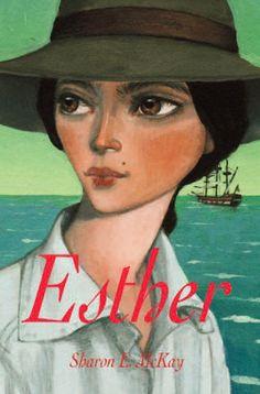 Esther | l'école des loisirs, 2016 #18es #jeune juive en quête d'indépendance #aventure # mer (se fait passer pour un marin) #Canada
