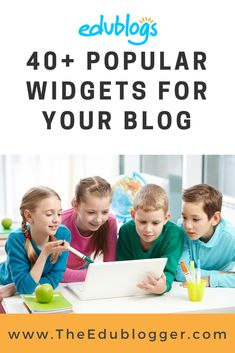 Widgets are a great way to personalize your blog and provide useful content for your visitors. Check out our list ofthe most popular and useful widgets for your blog.