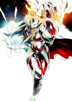 God Warrior Hagen Merak. Saint Seiya Asgard Saga